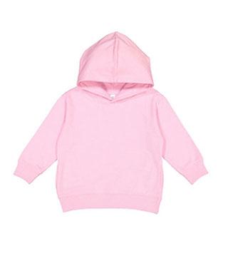 Toddler 7.5 oz. Fleece Pullover Hood