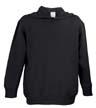 3326 - Toddler 7.5 oz. Fleece Pullover Hood