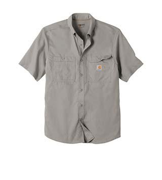 Ridgefield Solid S/S Shirt