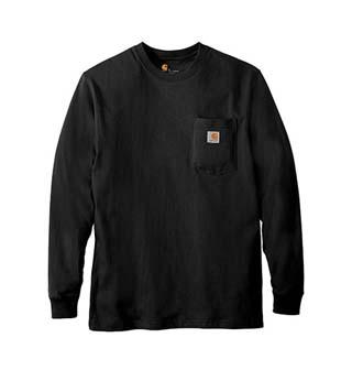 Workwear Pocket L/S T-Shirt