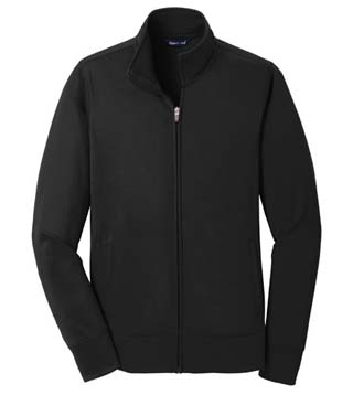 Ladies' Sport-Wick Fleece Full-Zip Jacket
