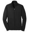 LST241 - Ladies' Sport-Wick Fleece Full-Zip Jacket