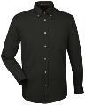 M500A - Long-Sleeve Twill Shirt