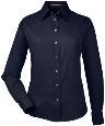 M500WA - Ladies' Long-Sleeve Twill Shirt