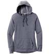 LST296 - Ladies Tri-Blend Fleece Hooded Pullover