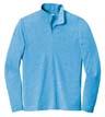ST407 - Tri-Blend 1/4-Zip Pullover