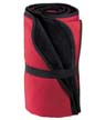 TB85a - Fleece and Nylon Travel Blanket